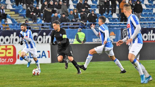 Hagi îl învinge pe Rednic. Gabi Iancu a adus victoria pe terenul lui Poli Iași pe final de meci