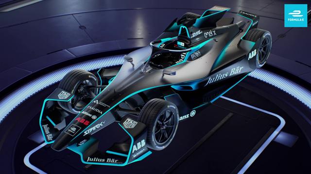 Formula E: Así es el Gen2 Evo, el nuevo coche de competición para la temporada 2020-21