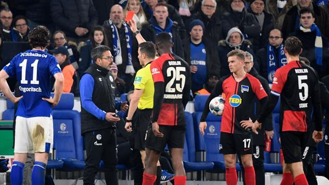 Aufreger in der Verlängerung: Wagner sieht Rot