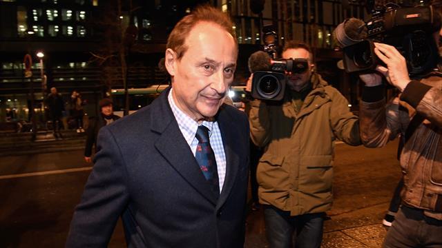 """Gailhaguet affirme qu'il démissionnera """"si c'est le seul moyen de débloquer"""""""