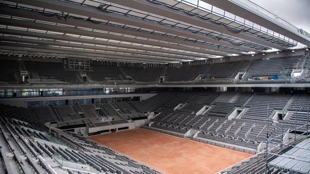 Malgré le coronavirus, Roland-Garros n'envisage pas de report ou d'annulation