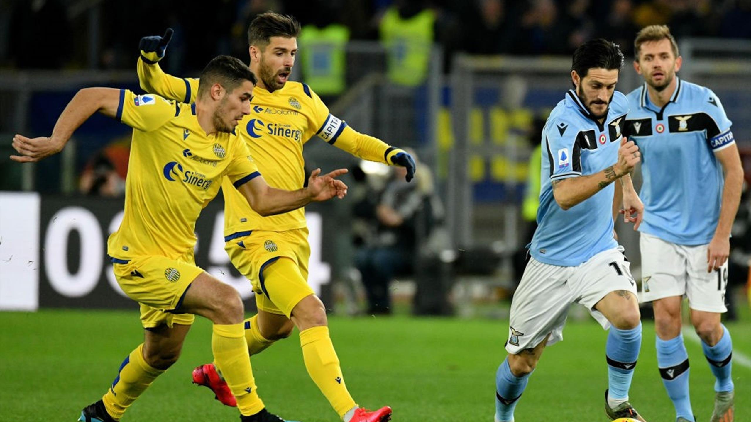 Le pagelle di Lazio-Verona 0-0: Luis Alberto ispirato e ...