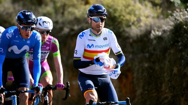 Olympische Medaille als letztes Ziel: Valverde vor Karriereende