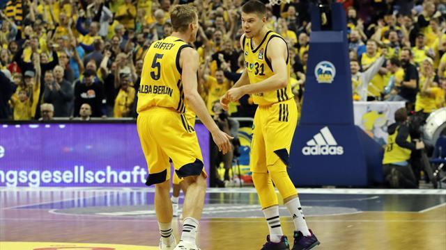 EuroLeague: Alba unterliegt Real trotz Aufholjagd