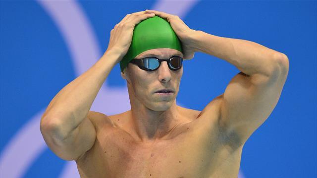 Verbotenes Hormonpräparat: Dopingsperre für Olympiasieger Schoeman