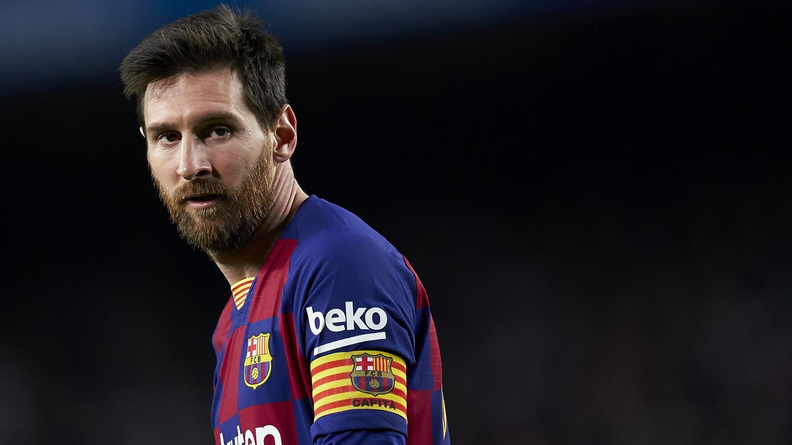 Лионель Месси не забил в четвертом матче чемпионата Испании подряд