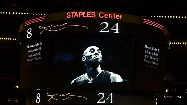 2/24: Gedenkfeier für Bryant am 24. Februar