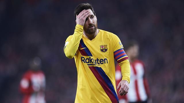 «Барселоне» пора избавляться от Месси. Он мешает клубу развиваться