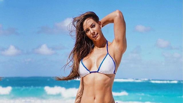 Фитнес-модель 6 раз выиграла «Мисс бикини». Maxim уговорил ее снять купальник