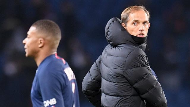 """Tuchel : """"Mbappé a eu une réaction formidable après Dortmund"""""""