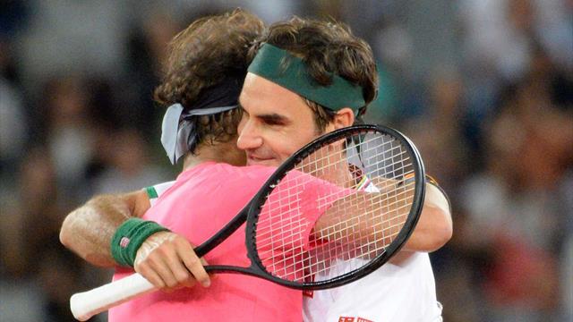 """Roger Federer : """"Nadal m'a dit qu'il avait pleuré quand j'ai gagné Roland-Garros"""""""