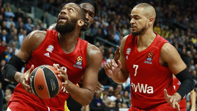 EuroLeague: Schlusslicht Bayern mit nächster Pleite