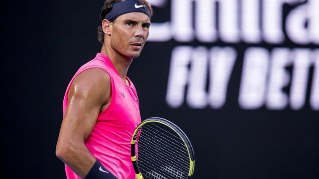 """Nadal gibt zu: """"Hätte einen Sieg von Thiem vorgezogen"""""""