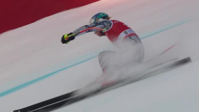 Ledecka continues breakthrough World Cup season with podium finish in Garmisch