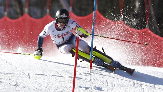 Noel roars to dramatic World Cup victory on home snow in Chamonix