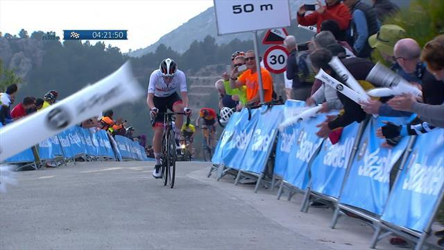 Ronde van Valencia   Pogacar klasse apart in 4e etappe