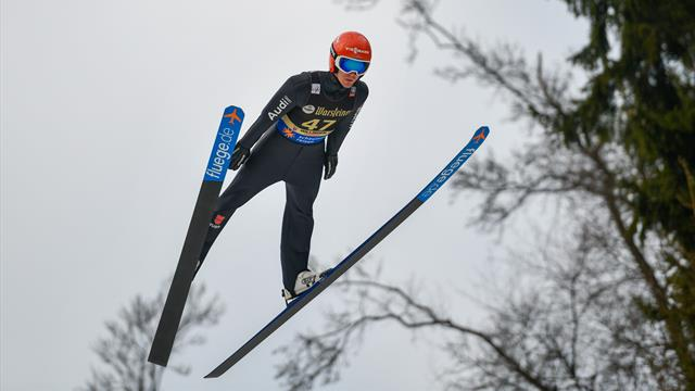 Leyhe wins first World Cup in Willingen