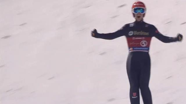 Leyhe bringt Willingen zur Ekstase! Erster Weltcupsieg vor heimischem Publikum
