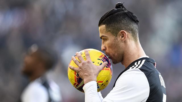 Ronaldo bate recorduri după recorduri în fotbalul european! Ultimele borne atinse de portughez
