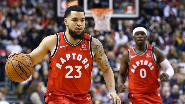 Toronto continue de briller, Bucks et Lakers en vitesse de croisière