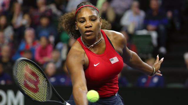 Serena Williams: social distancing is making me feel crazy