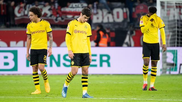 Rückschläge im Meisterrennen: Mehr als nur eine Niederlage für den BVB