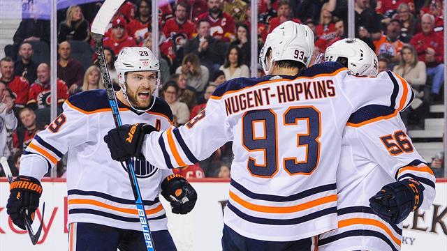 Draisaitl beendet Durststrecke - Oilers schlagen Nashville