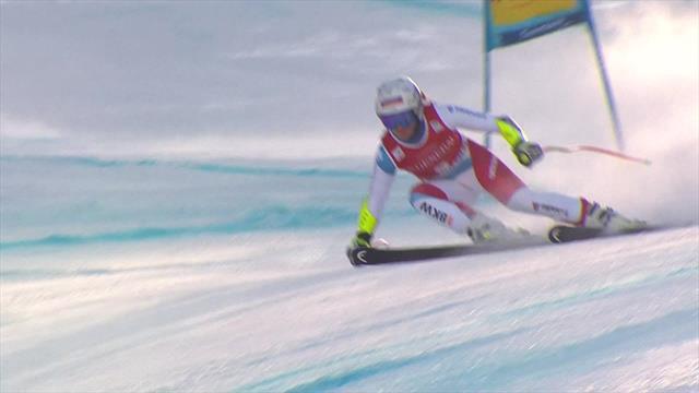 Corinne Suter takes second win of 2020 with Super-G victory at Garmisch Partenkirchen