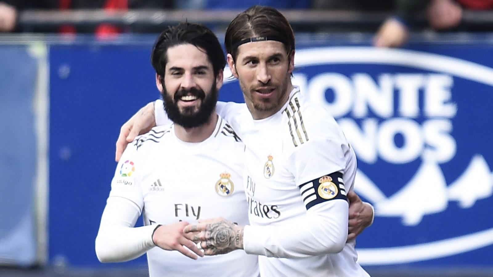Football news - Real Madrid come from behind at Osasuna to e