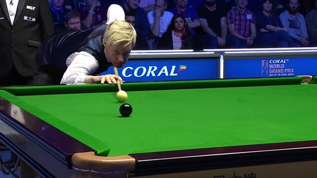 Century Nr. 698: Robertson mit höchstem Turnierbreak