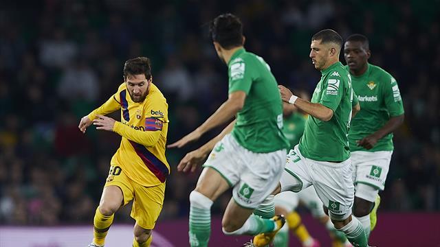 Messi distribue les caviars et le Barça arrache les trois points