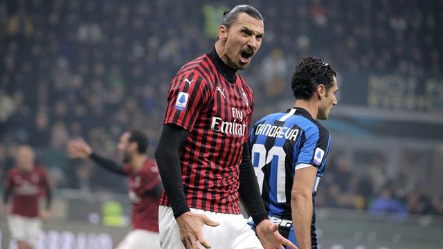 """Ibrahimovic, extrem de dezamăgit după înfrângerea din derby-ul cu Inter: """"Totul s-a prăbușit!"""""""