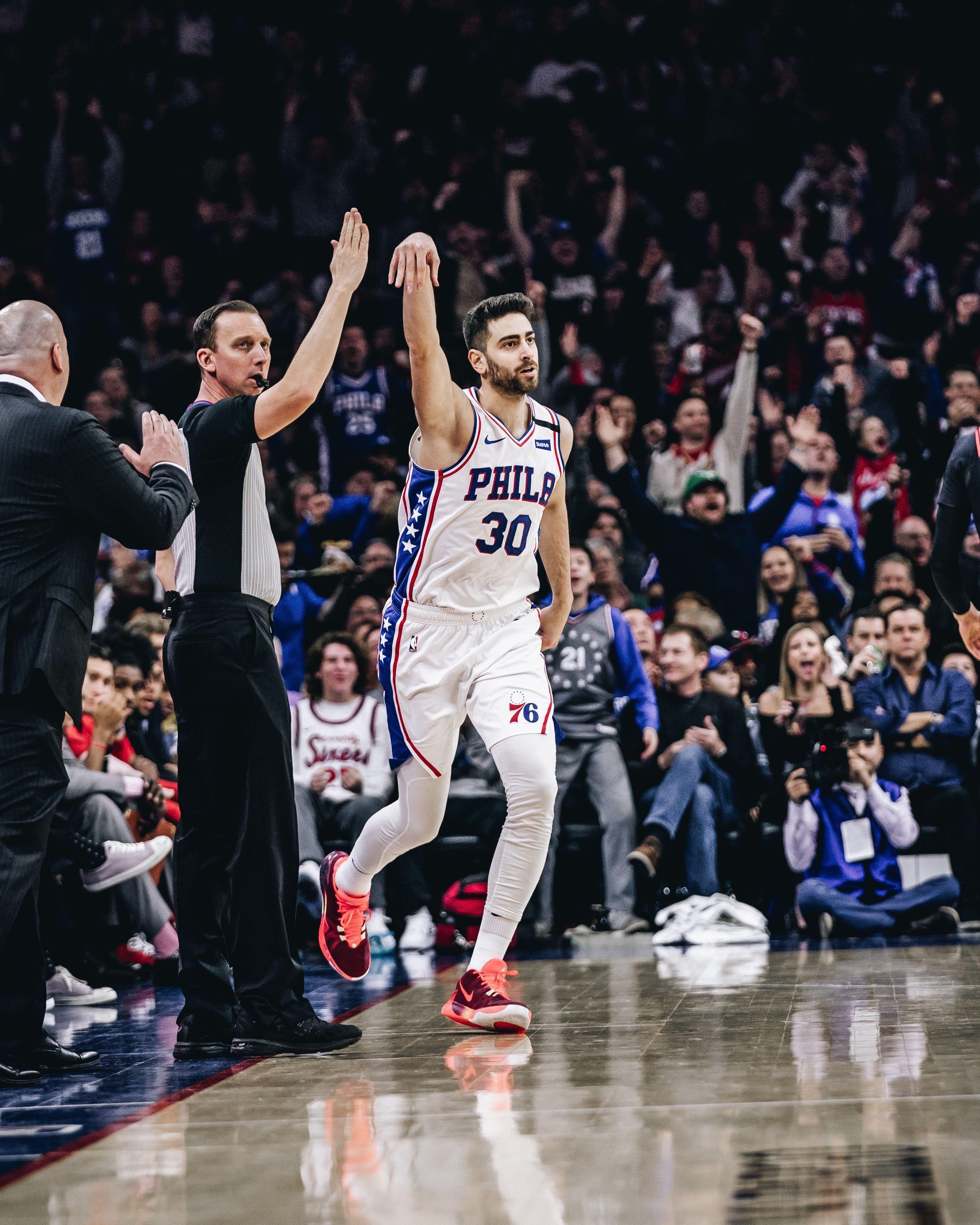 Furkan Korkmaz | Philadelphia 76'ers