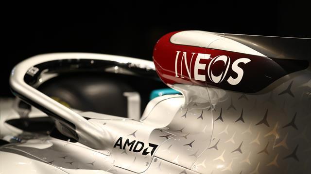Le voile est levé : Mercedes présente sa nouvelle W11