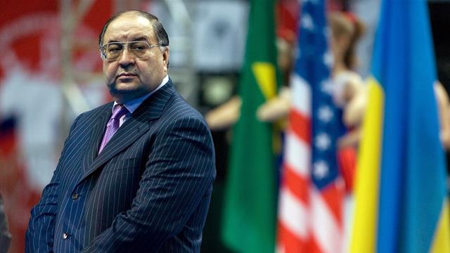 Usmanov donates $8.8 million Olympic document to Games museum