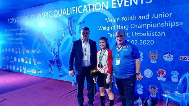 Raluca Olaru, performanță uriașă la grand prix-ul din Uzbekistan