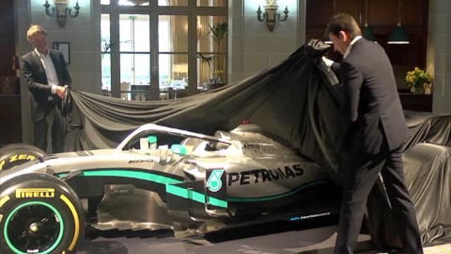 Mercedes annonce son partenariat avec Ineos