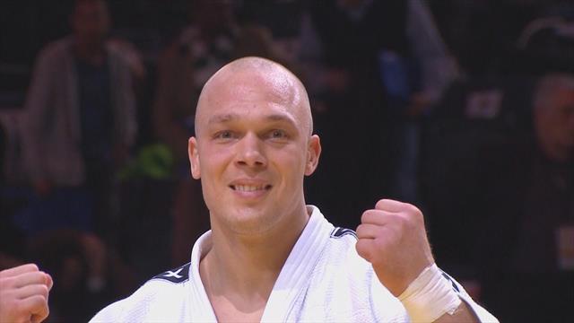 Judo | Belangrijke gouden medaille Grol in Parijs in strijd om OS ticket