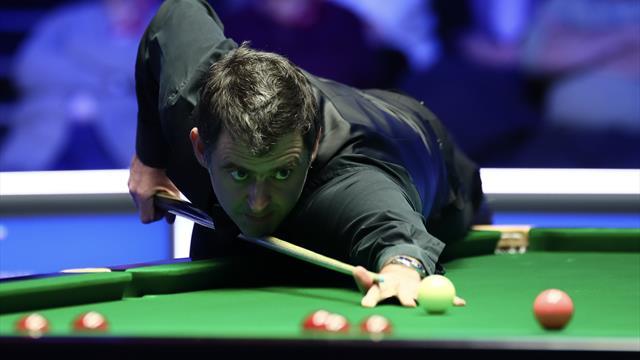 Die Stars unter sich: Top-Paarungen im Viertelfinale bei den Welsh Open