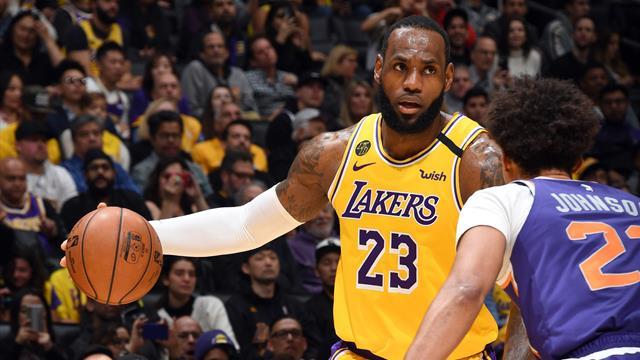 La NBA à l'arrêt jusqu'à la mi-juin ?