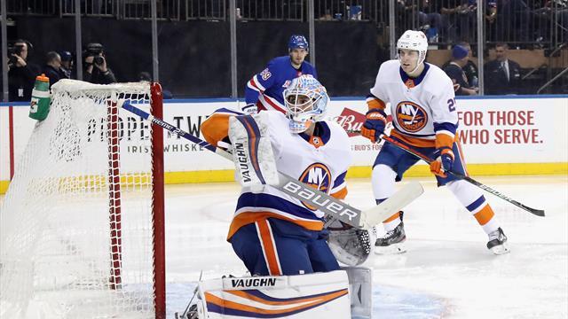 NHL: Greiss und Rieder gewinnen