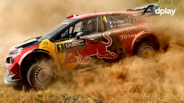 Verdens hårdeste motorsport: Derfor skal du se WRC i 2020!