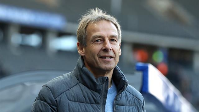 76 jours après son arrivée, Klinsmann quitte déjà le Hertha Berlin