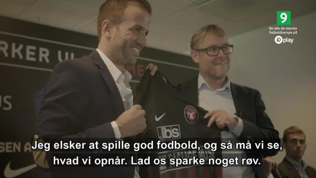 Throwback: Da Rafael van der Vaart overraskede og skiftede til FC Midtjylland