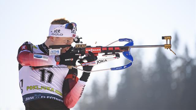 Favoriten, deutsche Chancen, WM-Gastgeber: Alles Wichtige zur Biathlon-WM