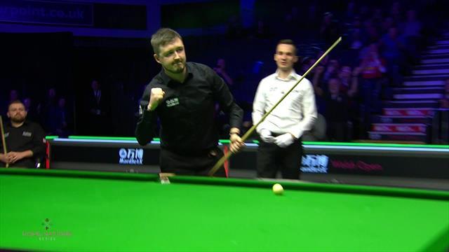 Nochmal miterleben: Wilson gelingt 156. Maximum-Break der Snooker-Geschichte