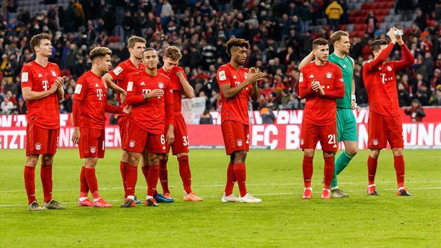 Les joueurs du Bayern interdits de signer des autographes à cause du coronavirus