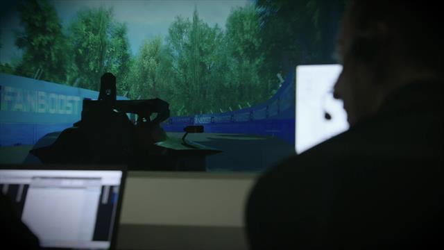 Formula E: Nick De Vries e i segreti del simulatore