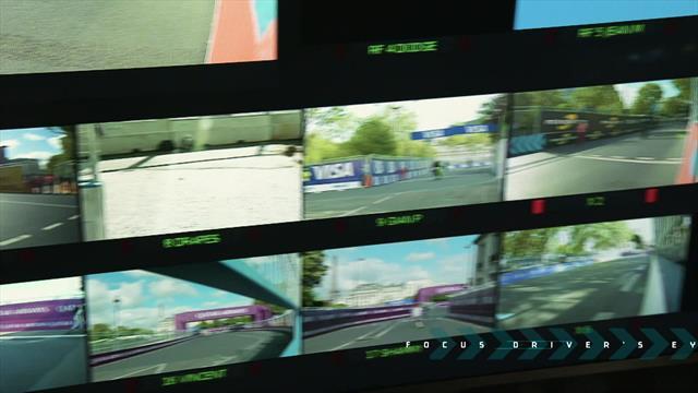 Formula E, E-Prix de México: así ven los pilotos desde dentro del coche