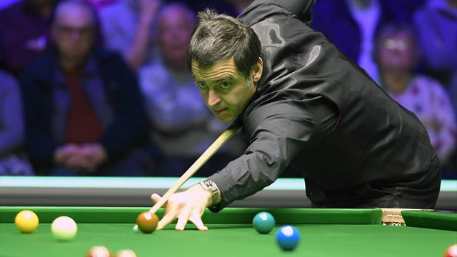 O'Sullivan coasts through to Welsh Open quarter-finals